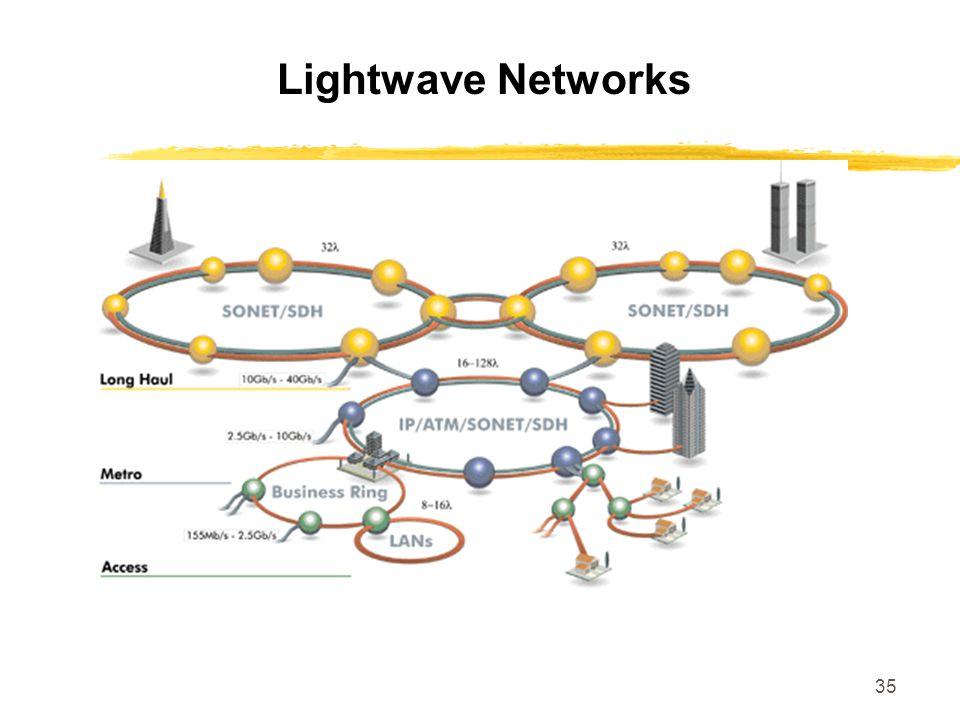 Lightwave Networks