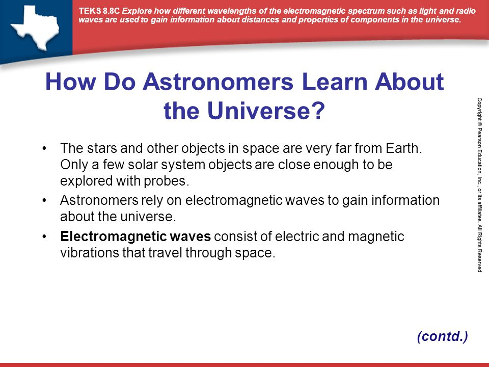 How Do Astronomers Learn About the Universe