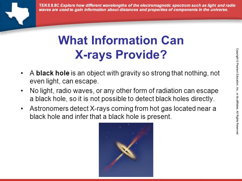 What Information Can X-rays Provide