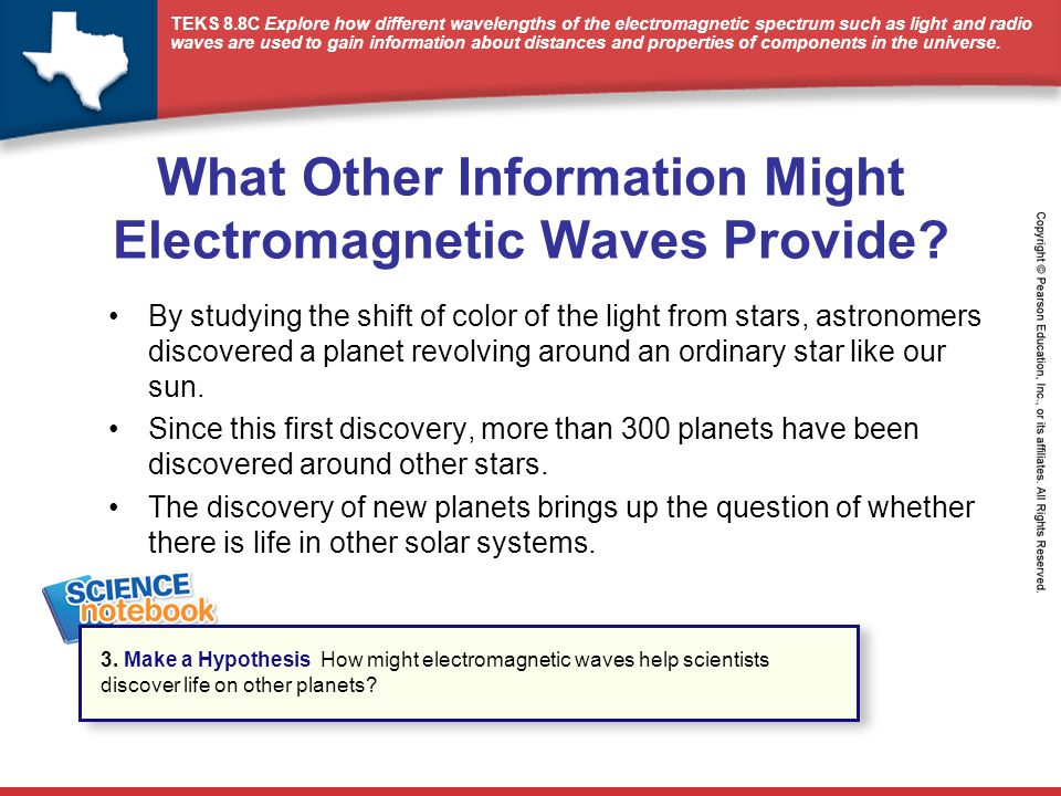 What Other Information Might Electromagnetic Waves Provide