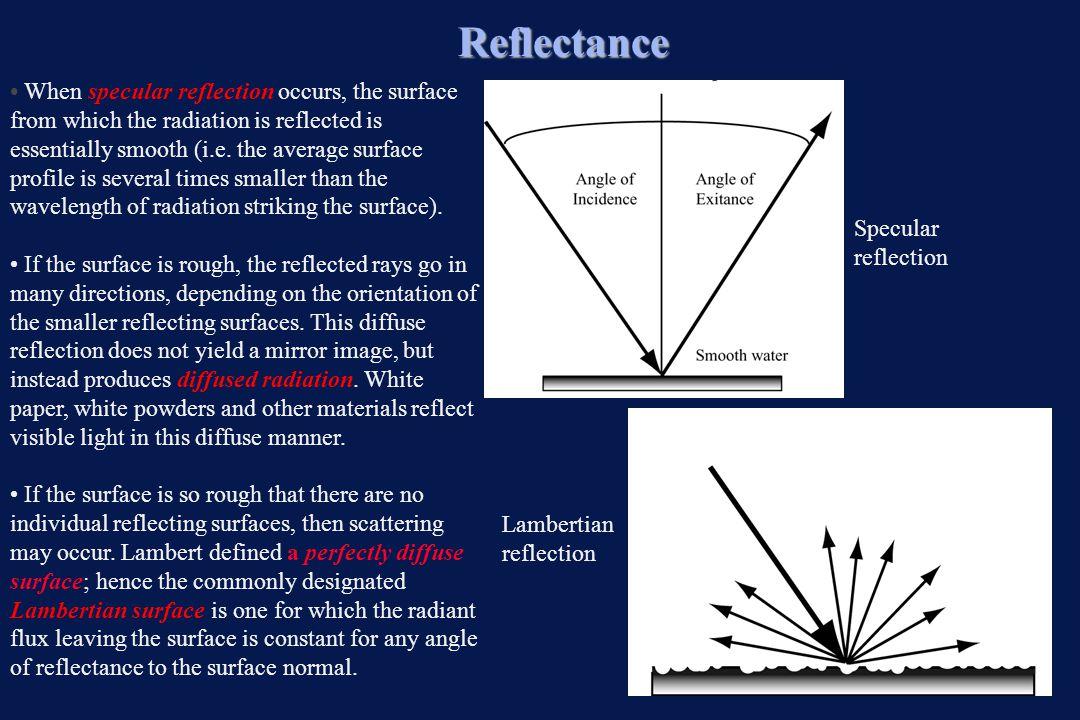 Reflectance