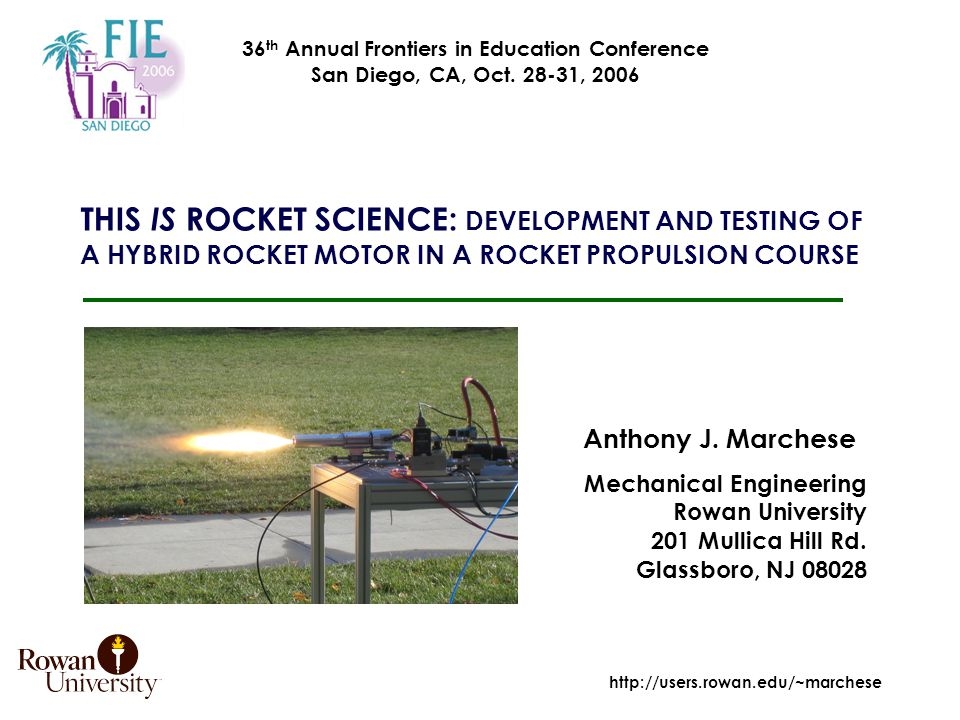 36th Annual Frontiers in Education Conference