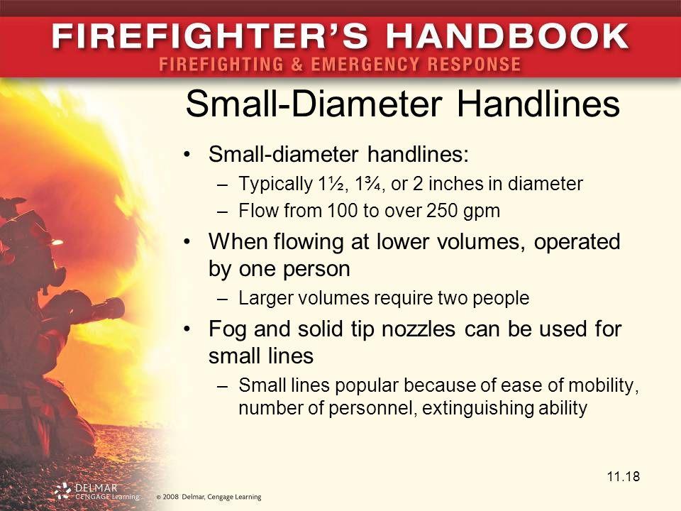 Small-Diameter Handlines