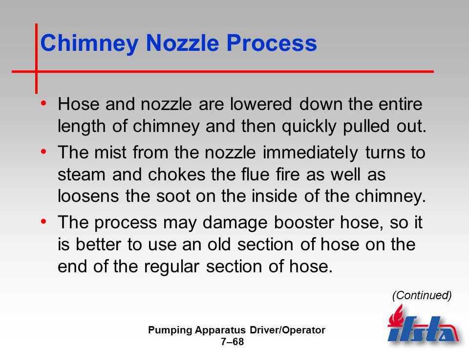 Chimney Nozzle Process