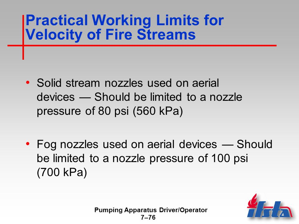 Determining Nozzle Reaction
