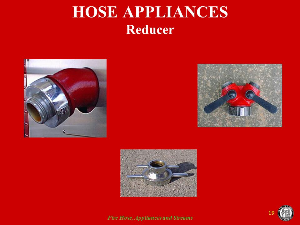 HOSE APPLIANCES Reducer