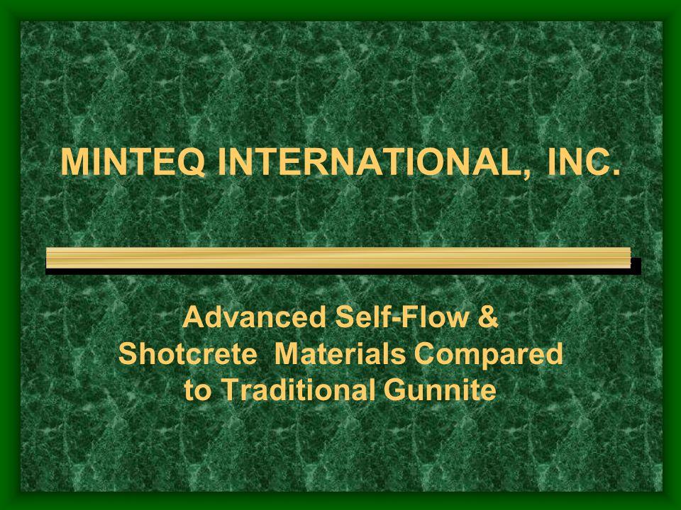 MINTEQ INTERNATIONAL, INC.