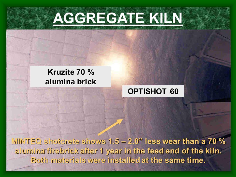 Kruzite 70 % alumina brick
