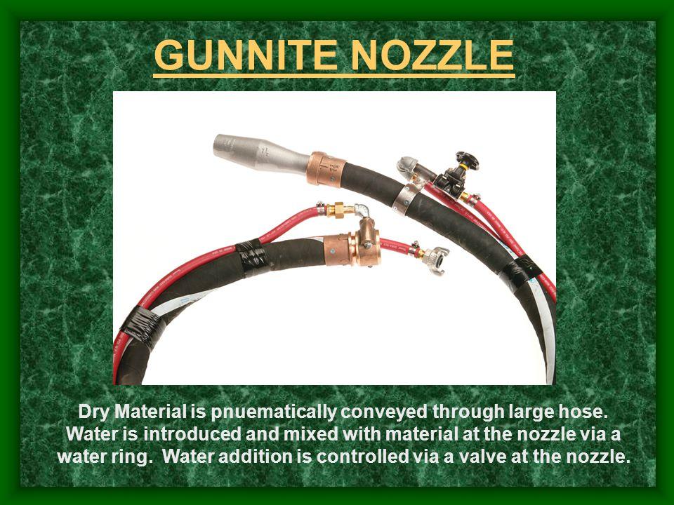 GUNNITE NOZZLE