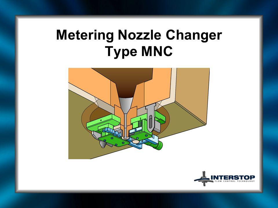 Metering Nozzle Changer Type MNC