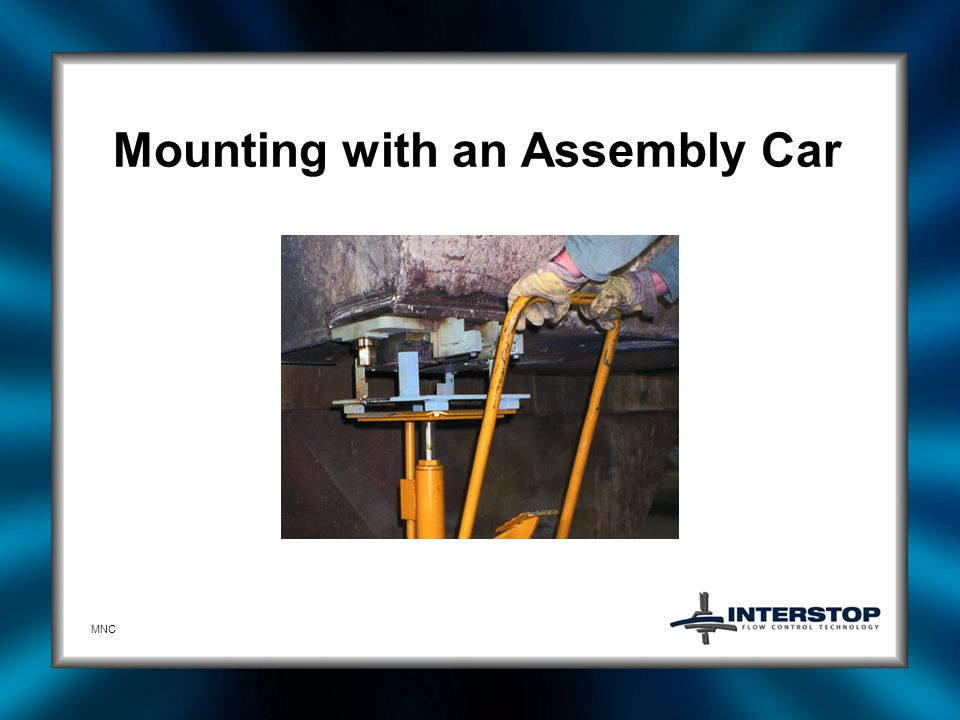 Mounting with an Assembly Car
