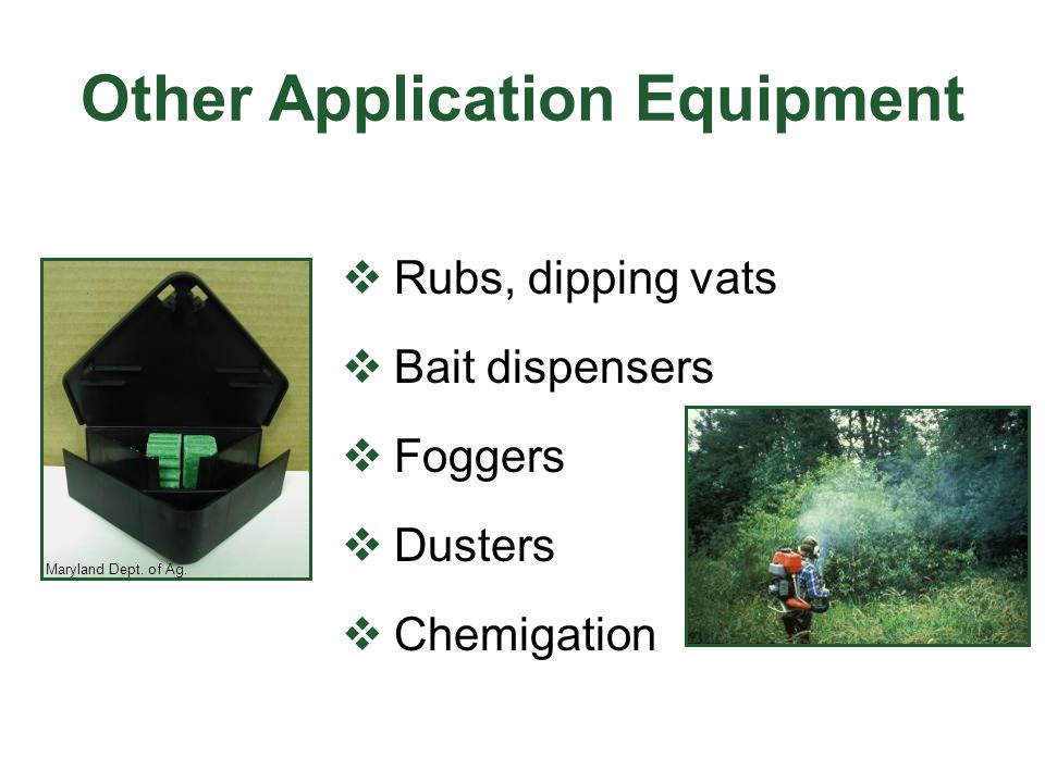 Other Application Equipment