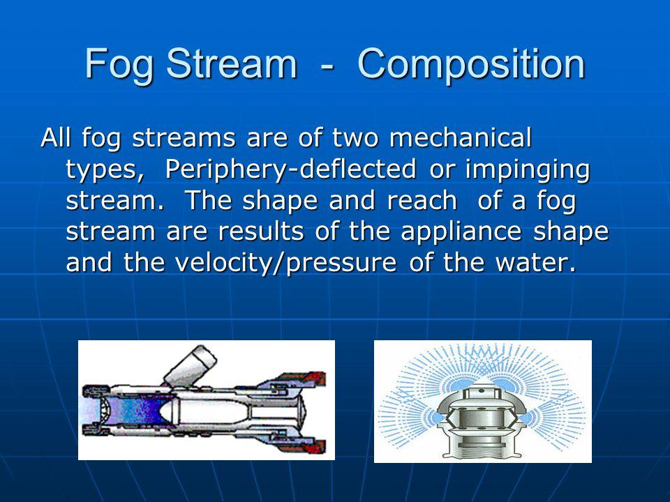 Fog Stream - Composition