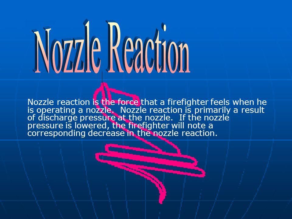 Nozzle Reaction