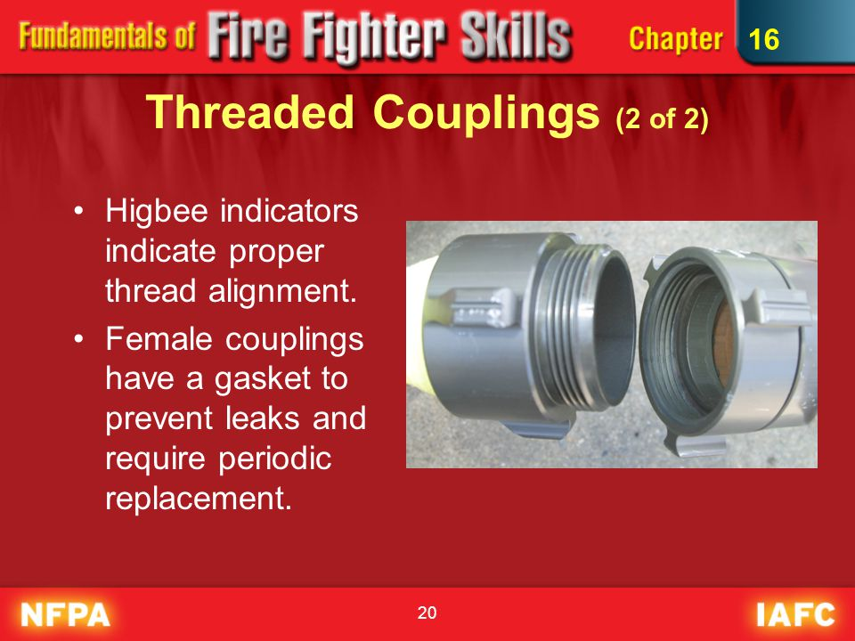 Threaded Couplings (2 of 2)