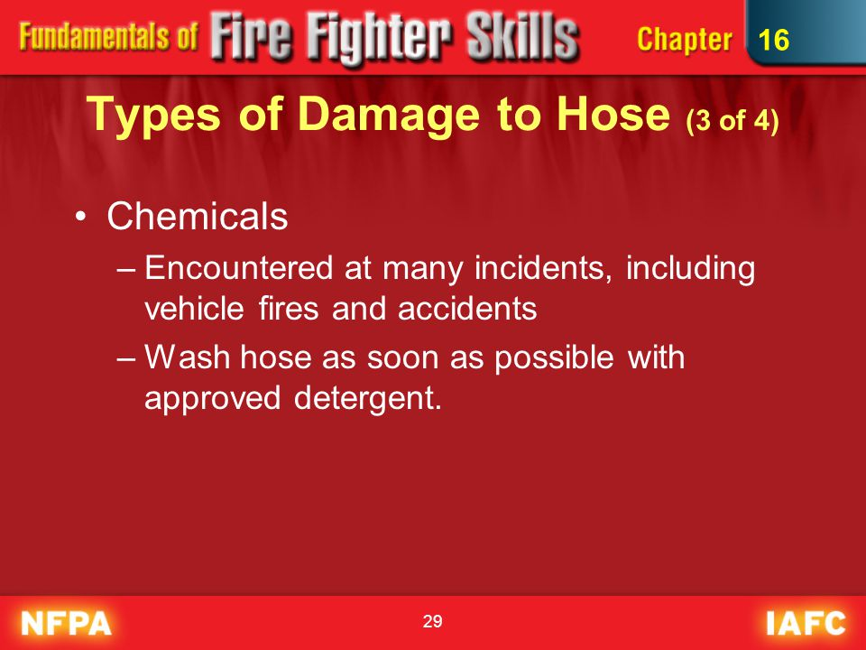 Types of Damage to Hose (3 of 4)