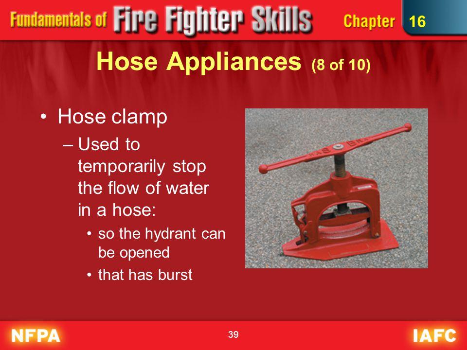 Hose Appliances (8 of 10) Hose clamp