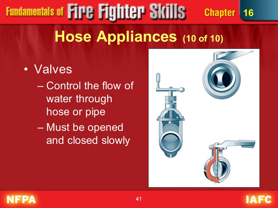 Hose Appliances (10 of 10) Valves