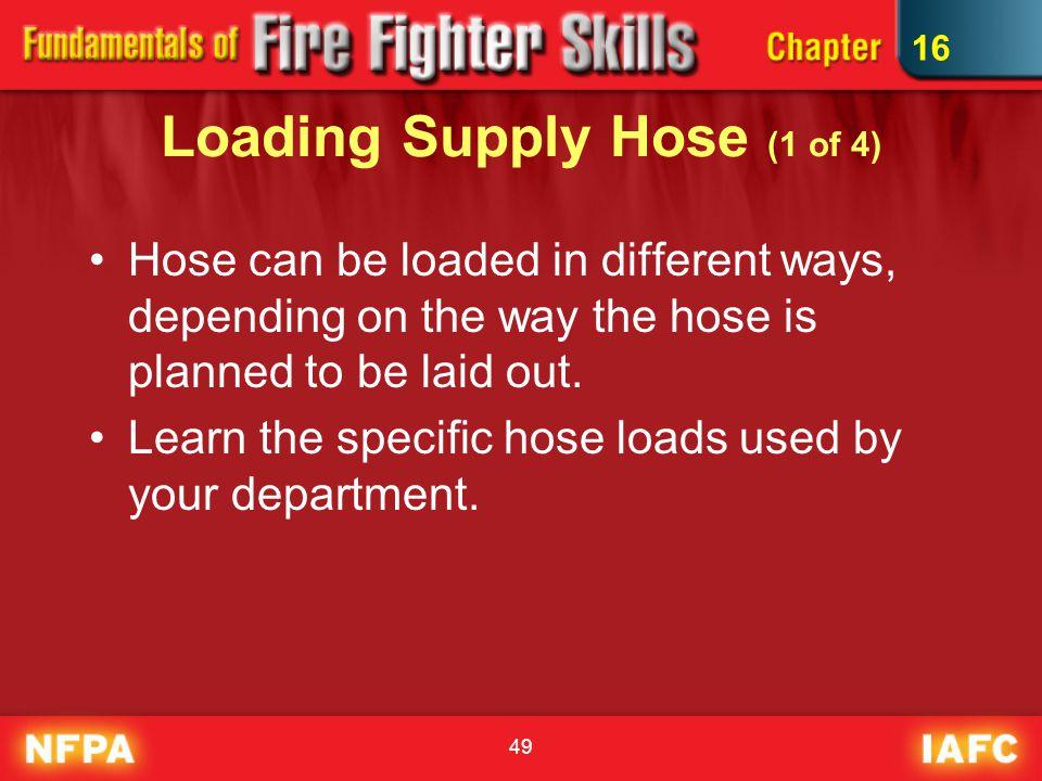 Loading Supply Hose (1 of 4)