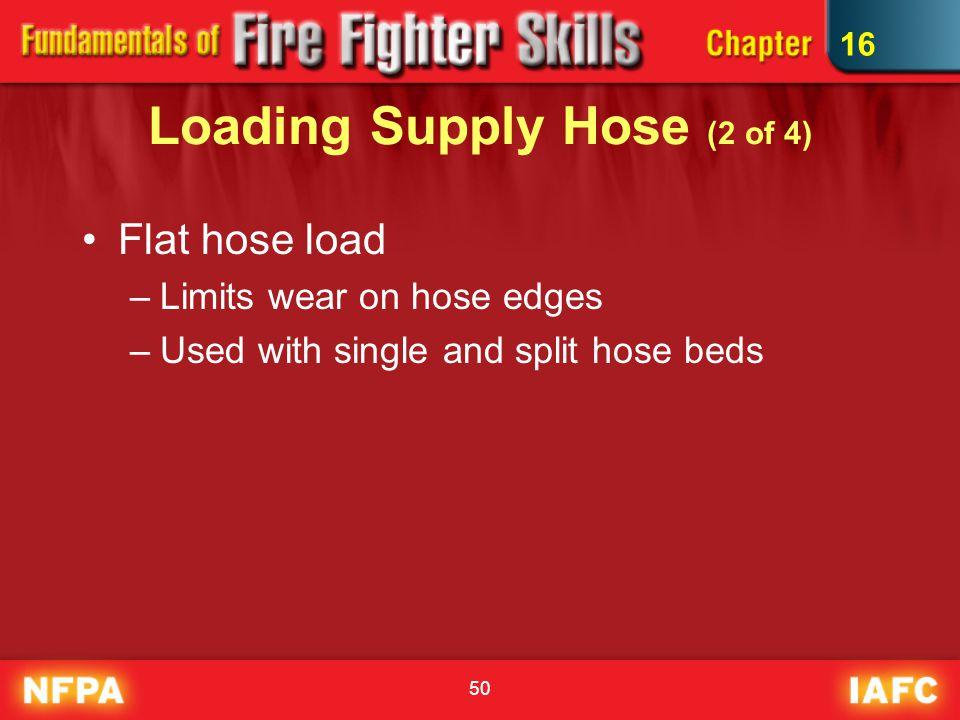 Loading Supply Hose (2 of 4)