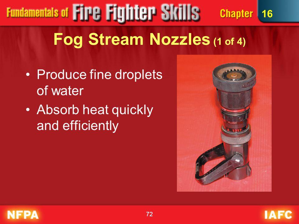 Fog Stream Nozzles (1 of 4)