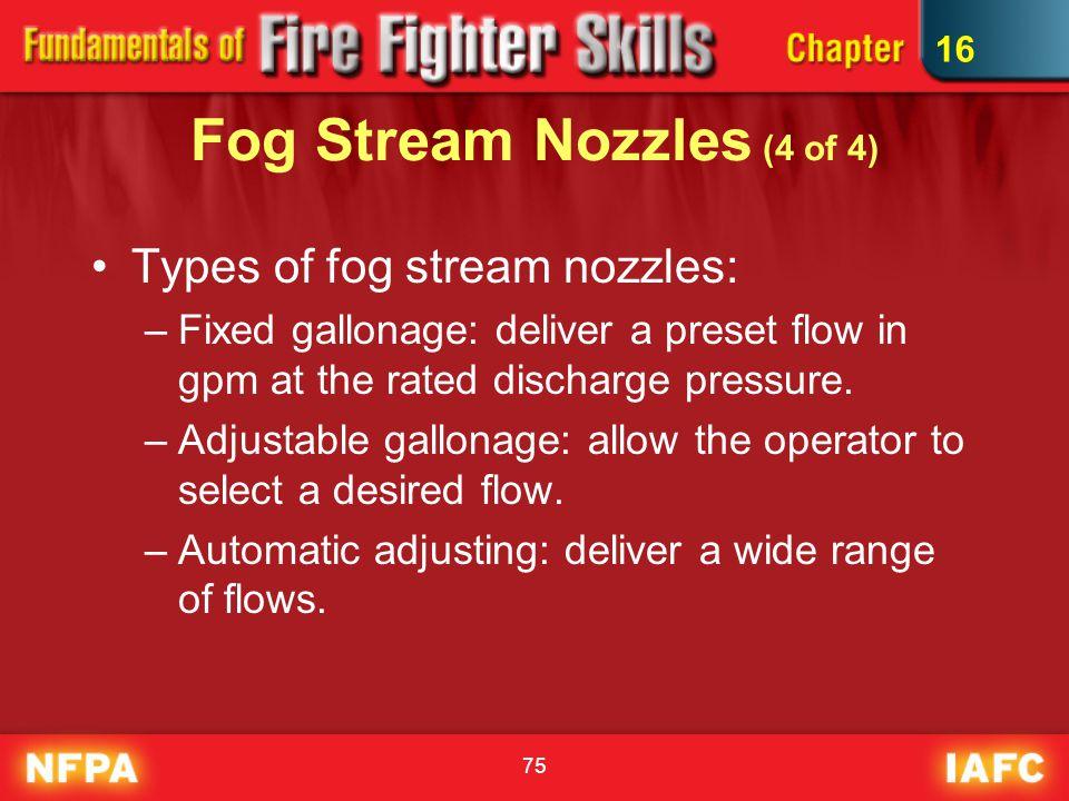 Fog Stream Nozzles (4 of 4)