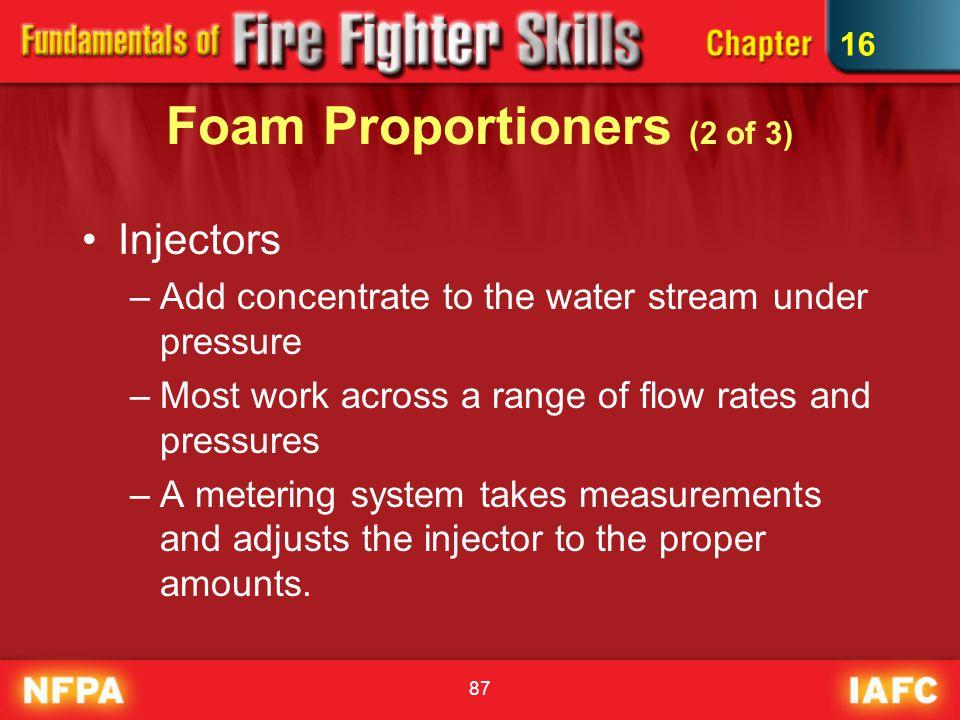 Foam Proportioners (2 of 3)