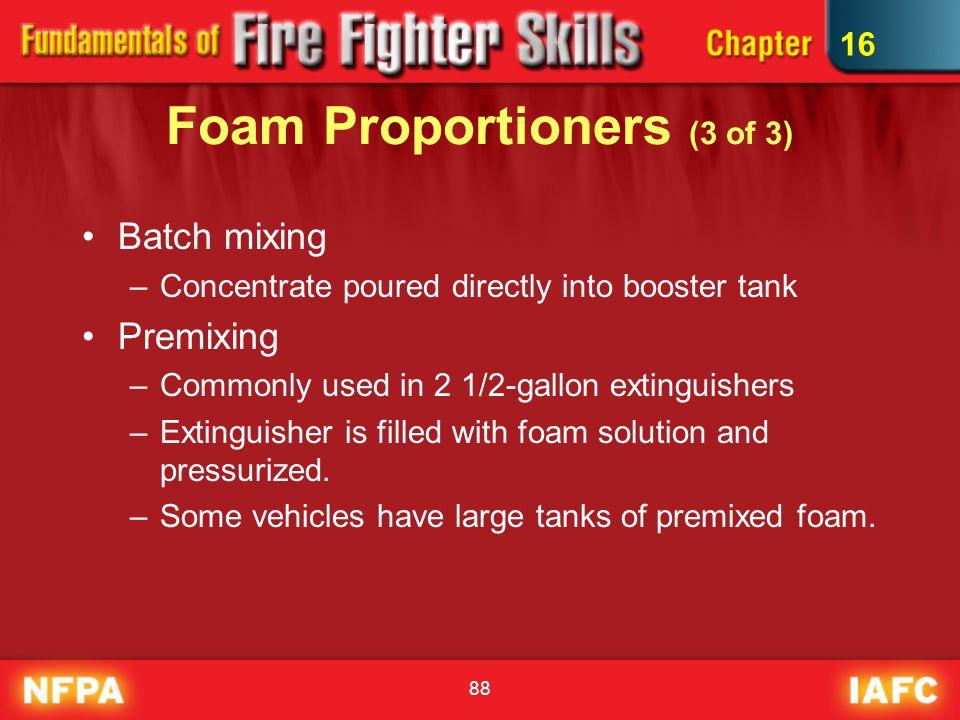 Foam Proportioners (3 of 3)