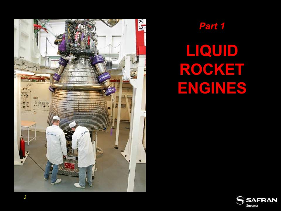 Part 1 LIQUID ROCKET ENGINES