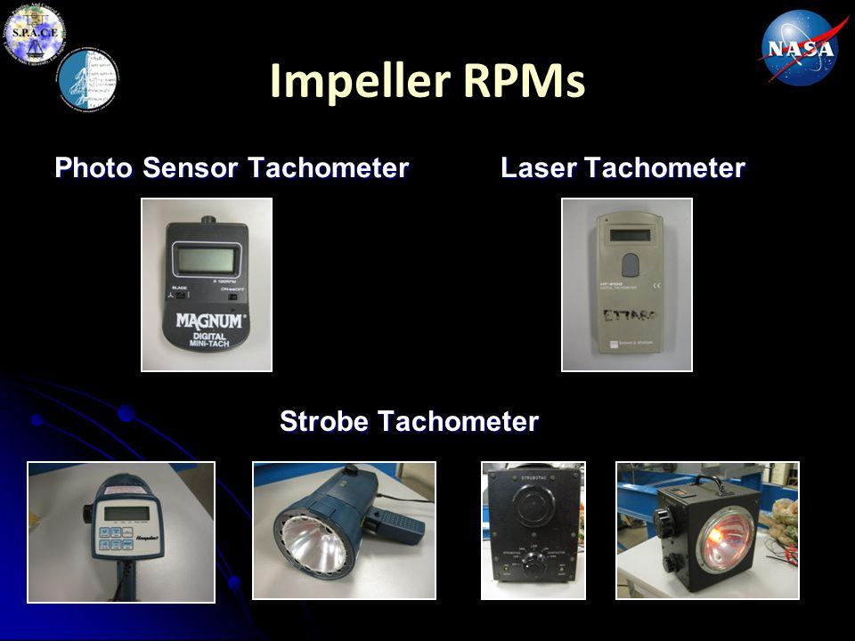 Photo Sensor Tachometer