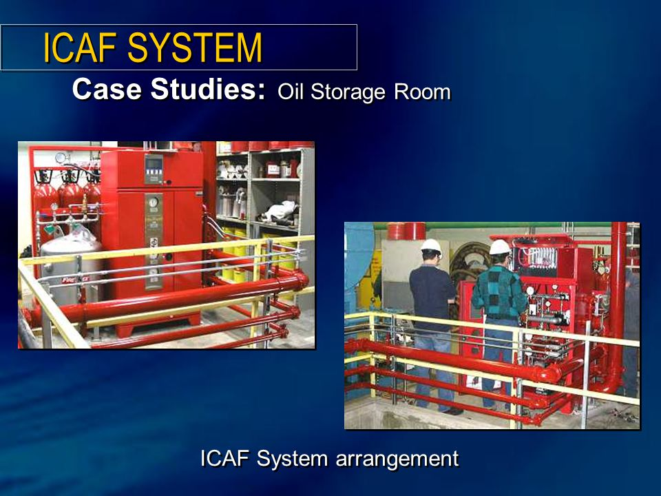 ICAF System arrangement