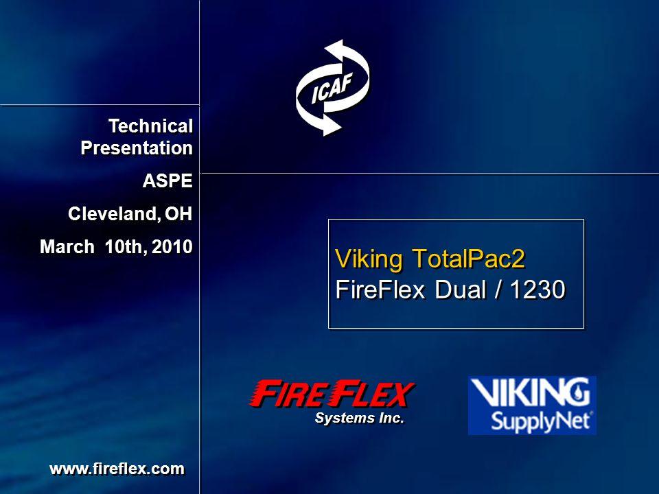 Viking TotalPac2 FireFlex Dual / 1230
