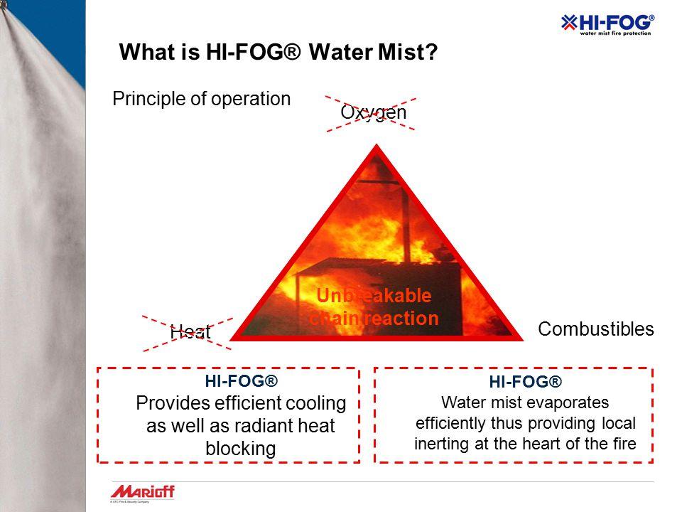 What is HI-FOG® Water Mist