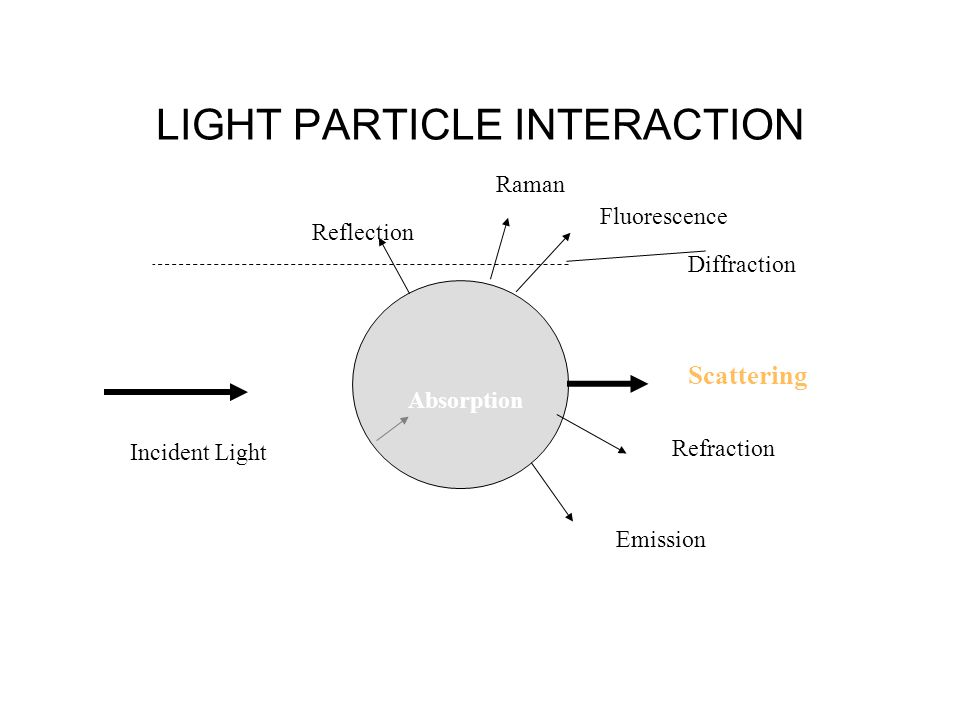 LIGHT PARTICLE INTERACTION