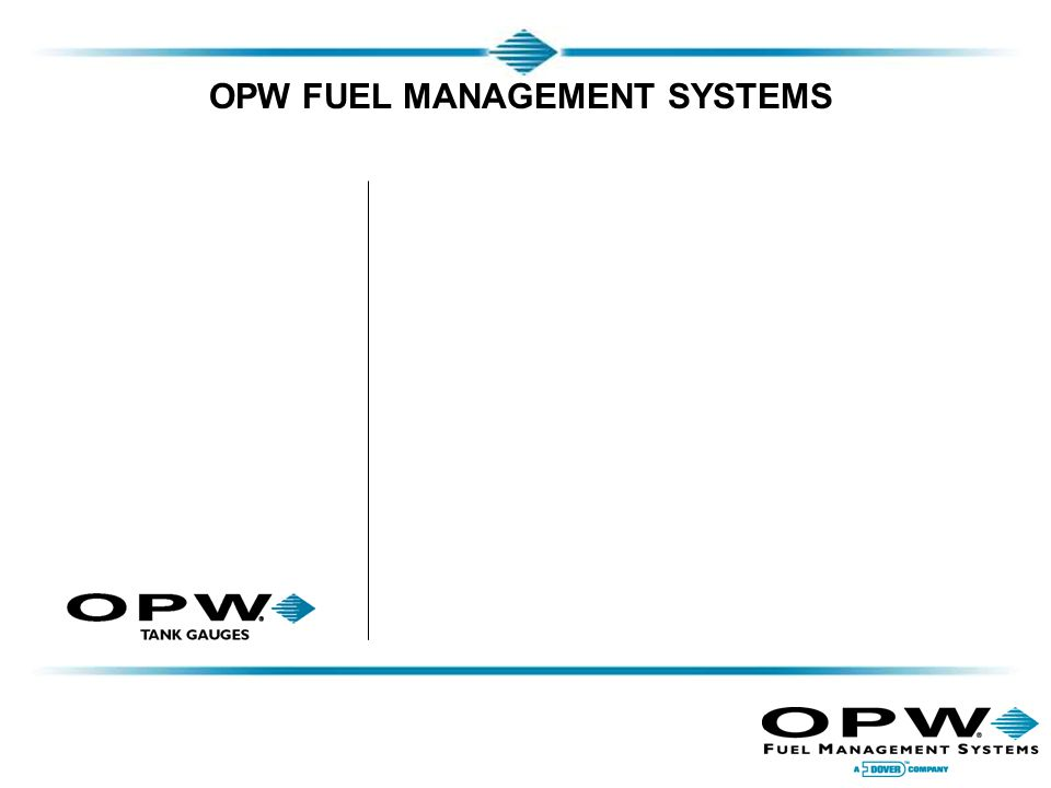 OPW FUEL MANAGEMENT SYSTEMS