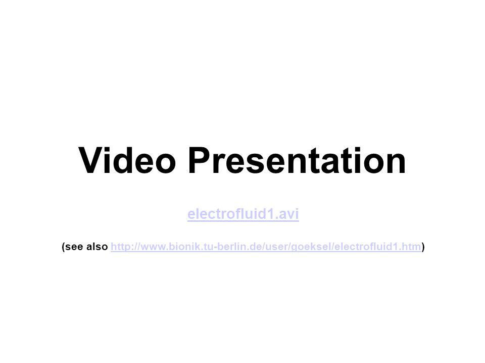 Video Presentation electrofluid1.avi