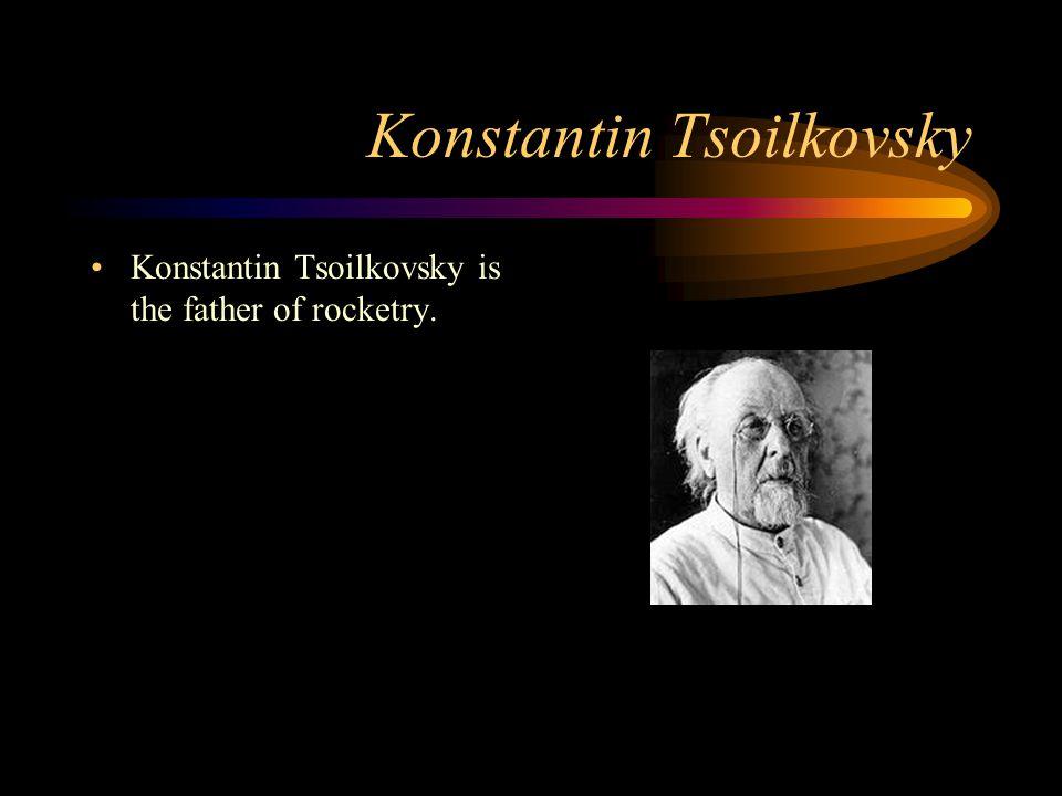 Konstantin Tsoilkovsky