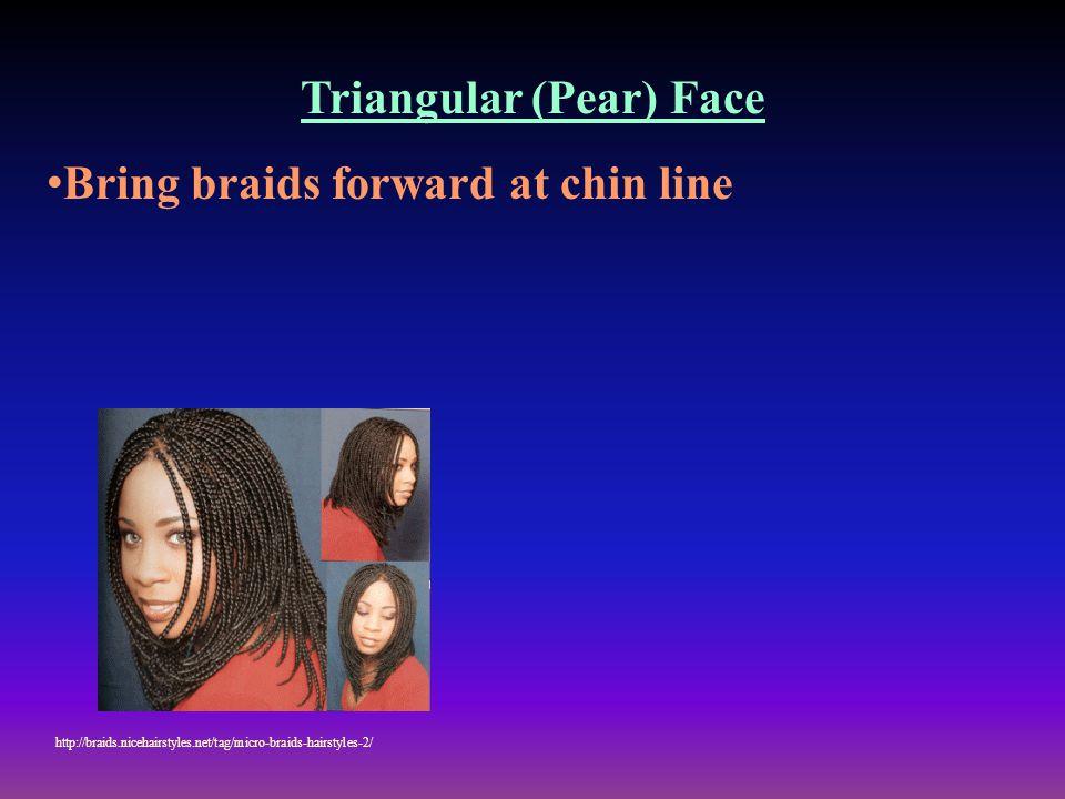 Triangular (Pear) Face