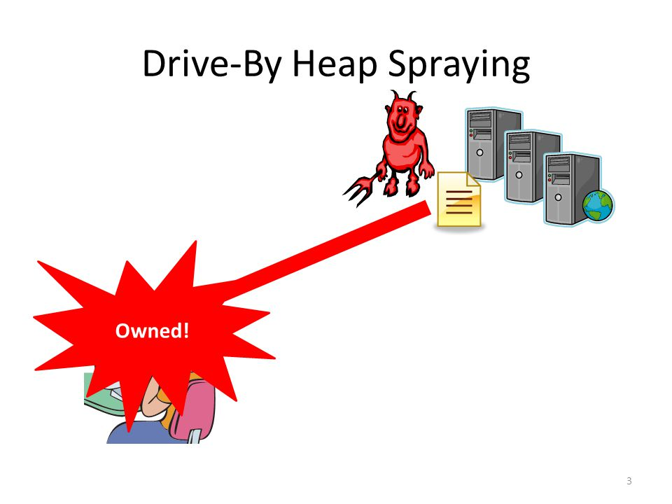 Drive-By Heap Spraying