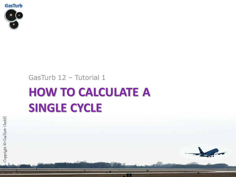 How to calculate a single cycle