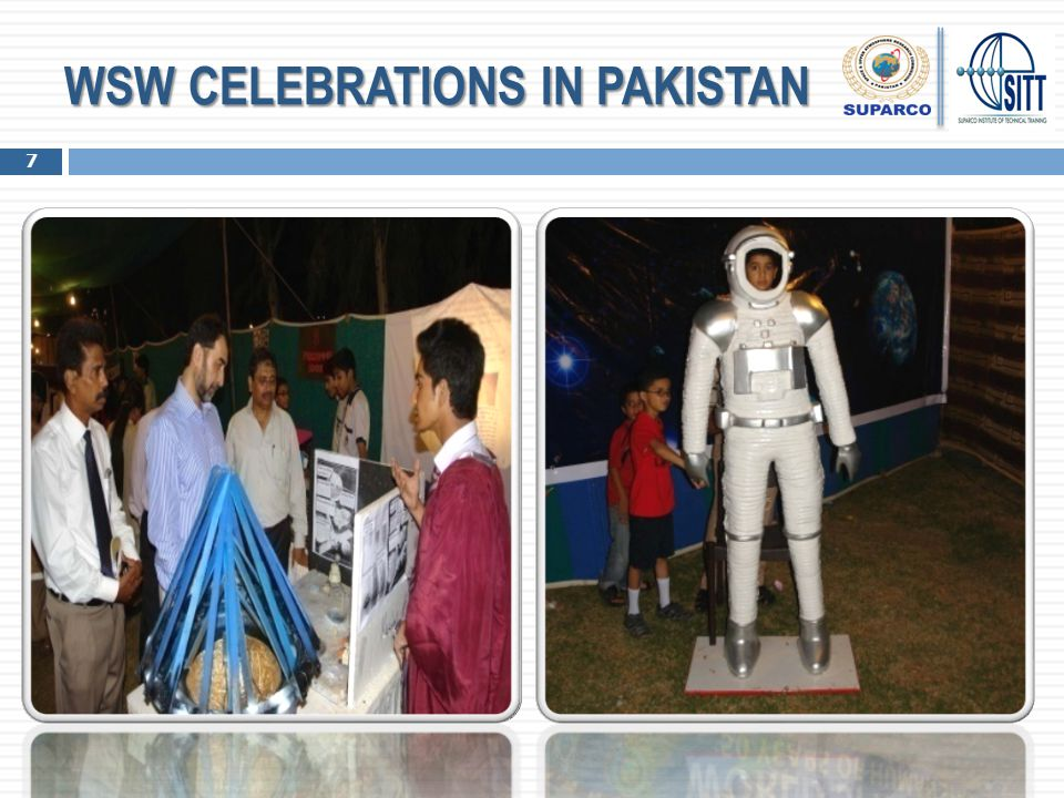 WSW CELEBRATIONS IN PAKISTAN