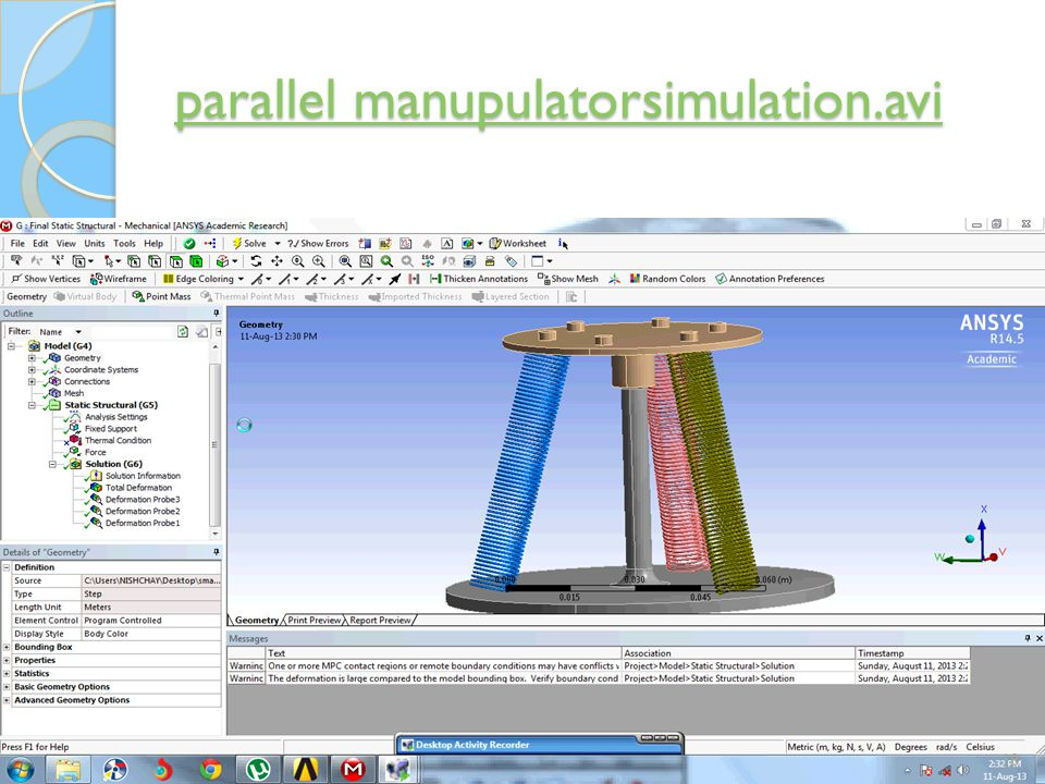 parallel manupulatorsimulation.avi