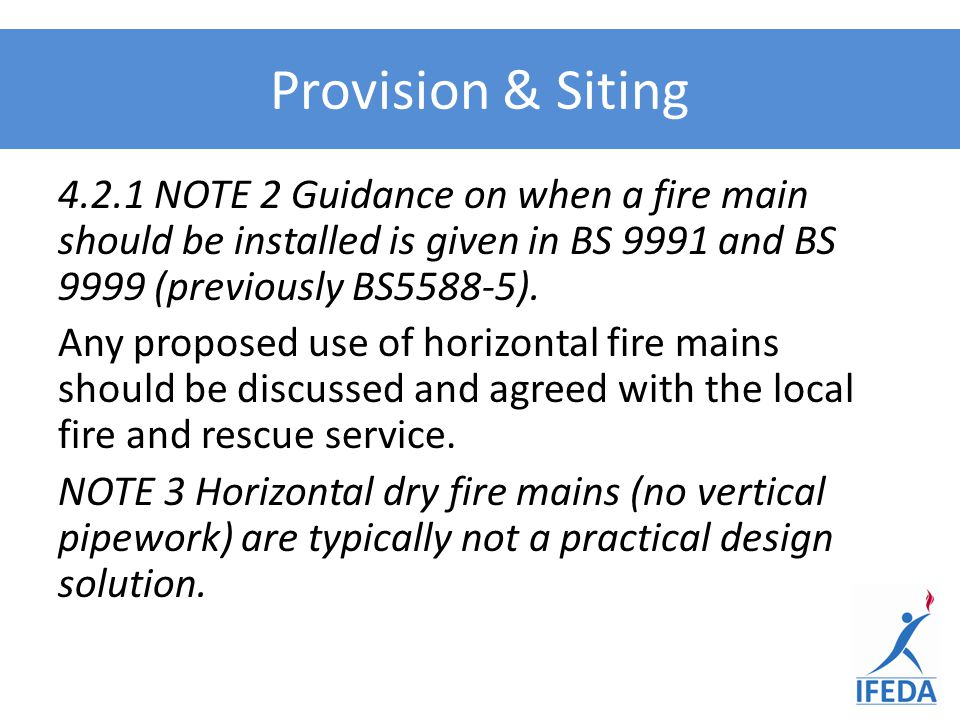 Provision & Siting