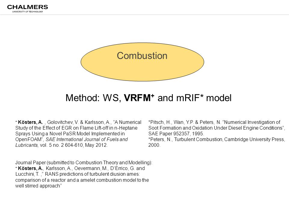Method: WS, VRFM+ and mRIF* model