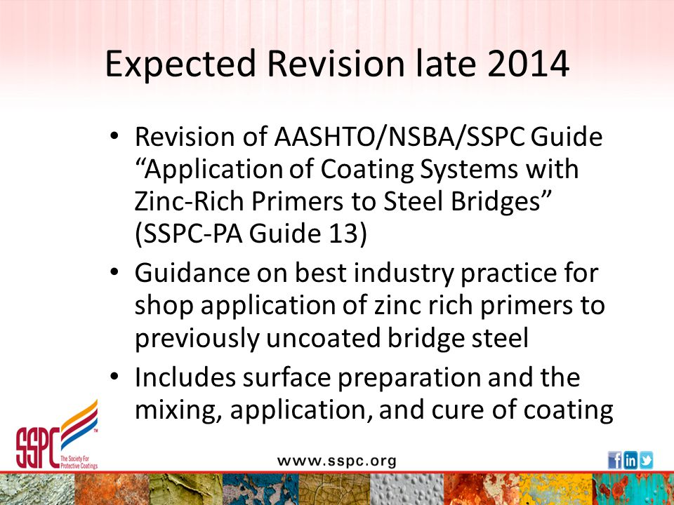 Expected Revision late 2014