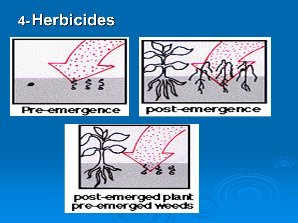 4- Herbicides