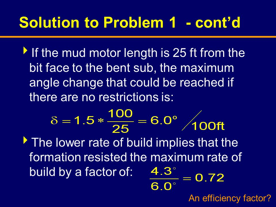 Solution to Problem 1 - cont'd