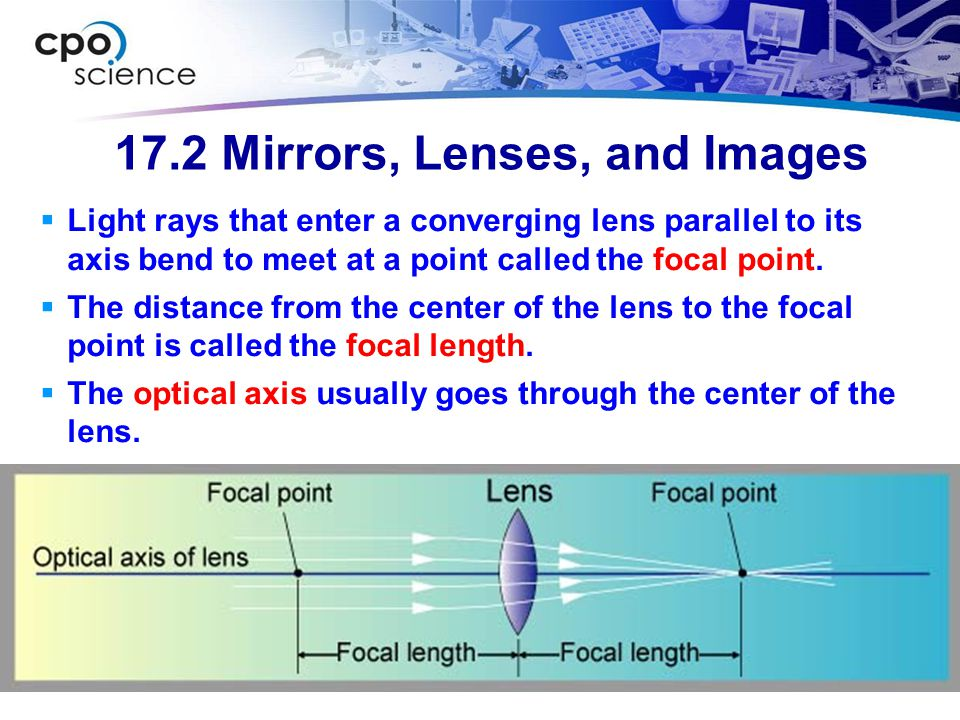 17.2 Mirrors, Lenses, and Images