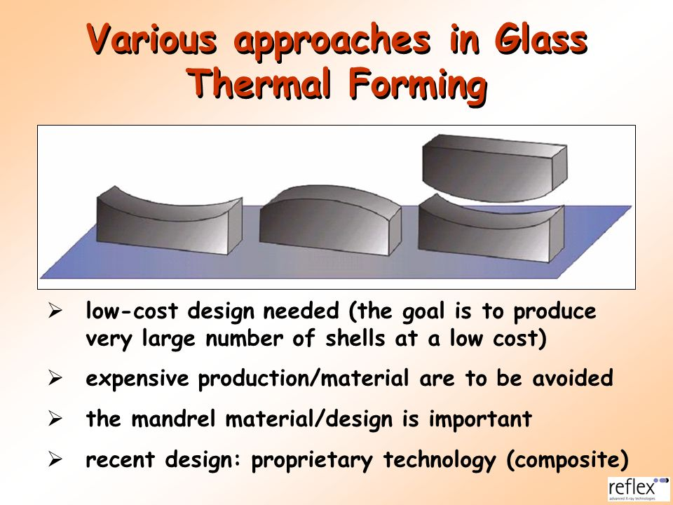 Various approaches in Glass Thermal Forming