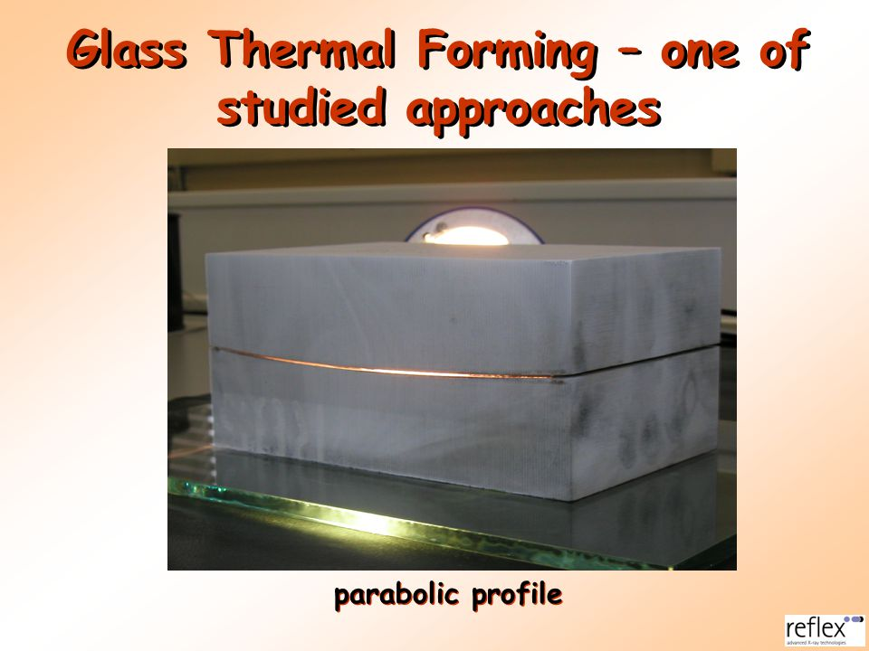 Glass Thermal Forming – one of studied approaches